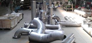 Deflandre Industrial's SPRL - Réalisations